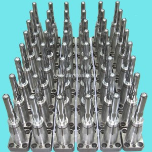 High precision mold's parts