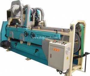 Fiber mixing machine