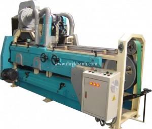 Fiber mixing machine