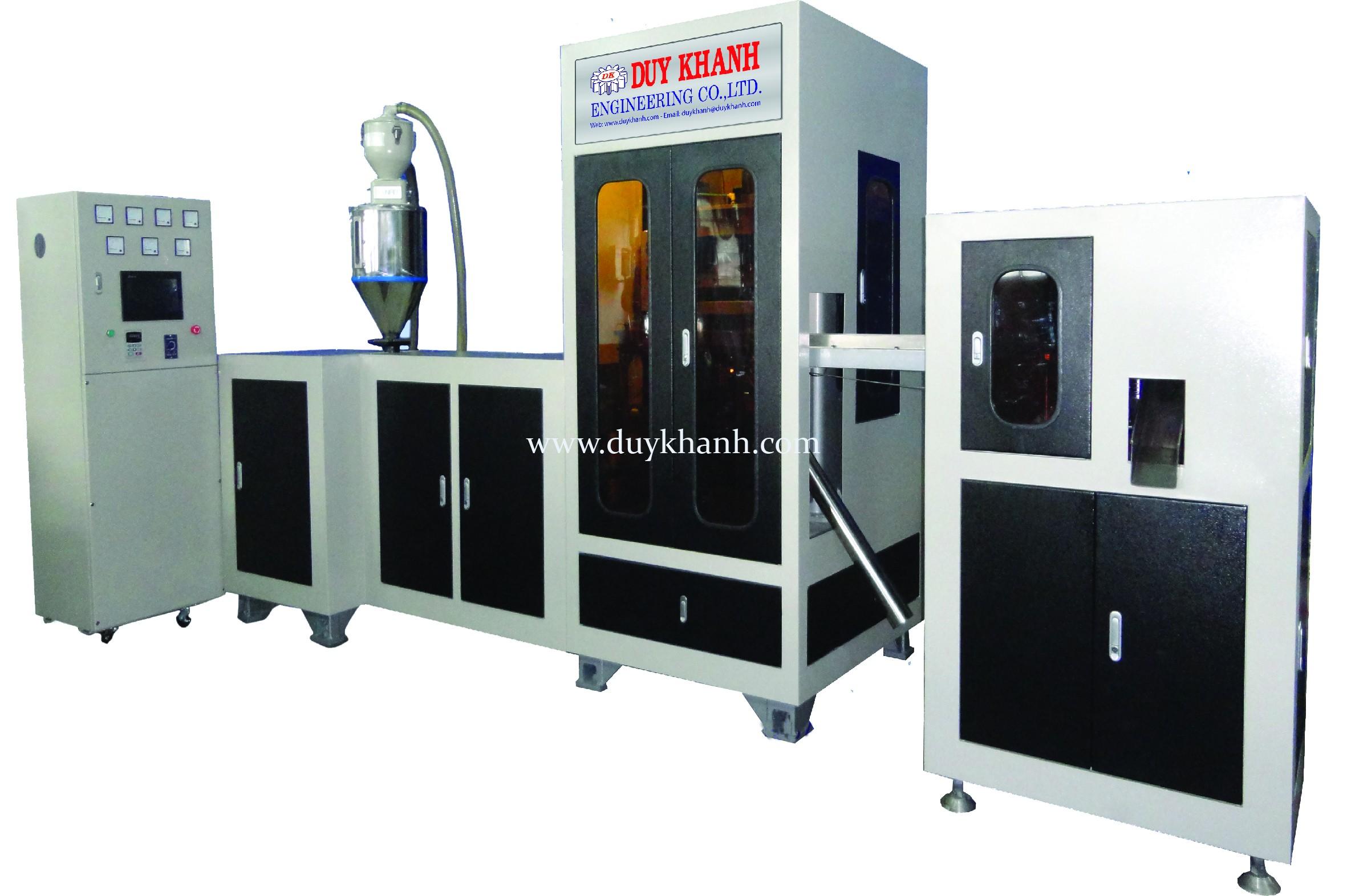 Plastic Cap Compression Molding Machine