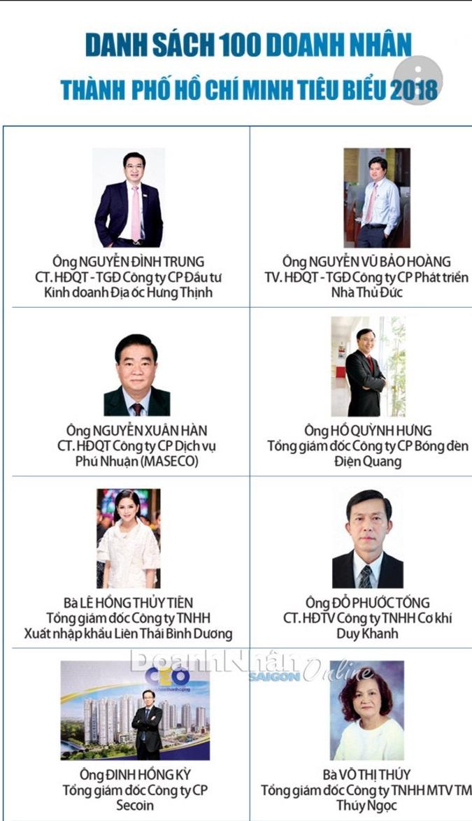 Ông Đỗ Phước Tống - Chủ Tịch HĐTV Công Ty TNHH Cơ Khí Duy Khanh